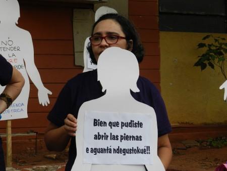 La violencia obstétrica es también uno de los temas cuando se trata de Salud Sexual Reproductiva.