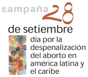 28 Día Internacional por la Despenalización del Aborto