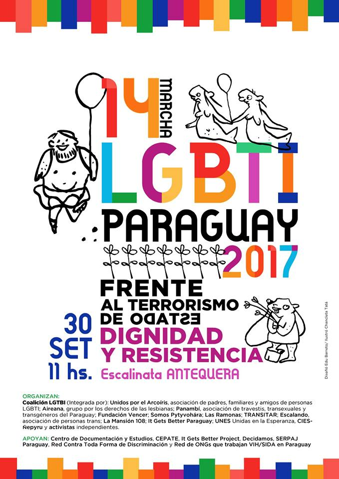 14 marcha LGTBI